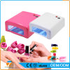 China Supply Nail ou Finger UV Lamp com luz LED