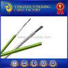 Fio elétrico trançado da borracha de silicone da fibra de vidro de UL3075 600V 200c 10AWG