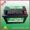 Bateria de carro selada 56618-DIN66mf da bateria 12V66ah do Mf