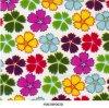 Impresiones hermosas de la transferencia del agua de la flor, película de inmersión hidráulica, película No. F002HP002b de la impresión de PVA
