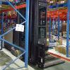 Узкий шкаф паллета Vna хранения полки металла междурядья