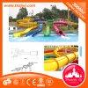 Slide pequeño elefante de fibra de vidrio de agua Área de juego para niños
