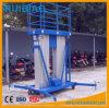 9meter het vouwen van de Dubbele Mast van het Platform van het Werk van het Aluminium