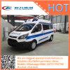 машина скорой помощи крыши ICU 4X2 LHD Китая высокая