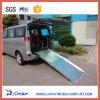 Пандус легких и безопасности ручной створки кресло-коляскы для Van