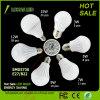 中国の製造者LEDのプラスチック球根ライトセリウムのRoHS省エネLEDの球根ライト高い発電7W SMD5730 LEDの球根