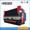 4 Mittellinien-hydraulische Galvano CNC-Presse-Bremsen-Maschine