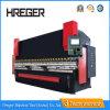 Máquina hidráulica del freno de la prensa del CNC del electro de 4 ejes