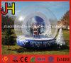 Aerostato gonfiabile del globo della neve del Babbo Natale per la decorazione di natale