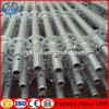 Sistema dell'impalcatura galvanizzato acciaio di Q235 Layher Ringlock da vendere