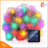50 LED Chuzzle Ball Christmas Tree Decorative Solar String Light