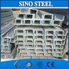 Form-Stahlkanal-Träger ISO-China C/U