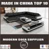 2017 le type le plus neuf L moderne divan de cuir de forme