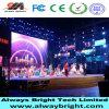 Innenmiete P6 farbenreiches LED-Bildschirmanzeige-Panel für machen bekannt