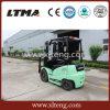 China 2 Tonnen-Minibatterie-Gabelstapler für Verkauf