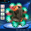 Indicatore luminoso capo mobile multifunzionale del cambiamento Beam280 di colore di effetto della lavata del punto