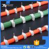 Collier de câble en plastique de crochet de clou