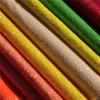 Kleurrijk schitter het Leer van Pu voor Schoenen