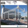 en el sistema de aluminio de la elevación de la torre del braguero del altavoz de la venta