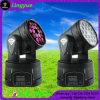 18X3w RGBの移動ヘッド洗浄LED段階ライト