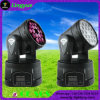 18X3w RGB En Mouvement Tête Lavage LED RGB Lumière