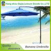 Parapluie de plage protégeant du vent de patio de vente en gros de protection de Sun