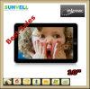 PC de la tableta de 10 pulgadas con 3G + WiFi + 3D Game+Camera con 12+3 meses de garantía (SM101)