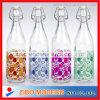 commercio all'ingrosso di vetro della bottiglia per il latte da 1 litro