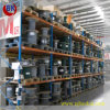 Tipo racking del pallet