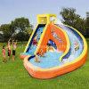 Capretti Inflatable Water Slide con un Pool (CH-042)