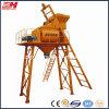 Mezclador de cemento grande obligatorio del eje gemelo (JS1000)