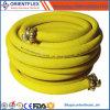 Boyau en caoutchouc flexible coloré de compresseur d'air