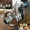 Centrifugeuse à grande vitesse efficace de Pompe de pompe centrifuge de vin d'acier inoxydable
