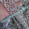 ホーム装飾の使用の光沢がある銀製の着色されたAluninumの鎖によってリンクされるカーテン