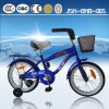 Children City Bicycle with Front Basket and Rear Carrier Factory in China