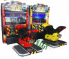 42LCD Luxury Attack Motorcyle Game Center Arcade Machine/Arcade Game Machine Motorcycle。 ゲーム、ビデオゲームSc024を競争させるMoto