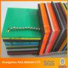 Colorear la tarjeta de acrílico plástica del plexiglás de la tarjeta de PMMA
