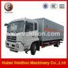 Dongfeng 4X2 Cargo Van Truck met de Motor van Cummins