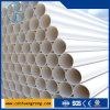 Tamaños plásticos del tubo de desagüe del PVC del tubo
