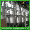 Mini matériel de raffinerie d'huile de soja