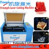 Laser pequeno Machine do laser Engraver Cutter 60W Cutting para MDF Wood