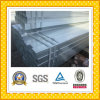 Tubo rectangular de acero galvanizado