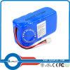 11.1V 3s 9600mAh Li-Ion 18650 het Navulbare Pak van de Batterij