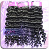 Natural Color High Quality Big Wavy Micro -Weft Burmese Virgin Hair Extension