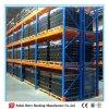 Rekken het Van uitstekende kwaliteit van het Pakhuis van China/het Rek van de Opslag van het Metaal van het Blad