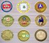 монетка возможности латунной монетки 3D латунная