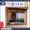 Aluminiumfeld abgehärtetes Sicherheitsglas-gleitendes Fenster