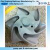 Titanium Pumpenlaufrad für ANSI Chemical Goulds 3196 und Durco Pumpenteile