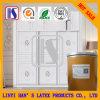 Colagem adesiva acrílica do PVC da boa qualidade para a mobília