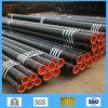 Tubo de acero inconsútil del API 5CT para los tubos de la cubierta y del aislante de tubo del petróleo